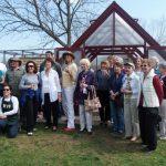 2014 - Wakeman Town Farm Greenhouse Dedication - Rose Jordan. 2013 WWC Ruegg Grant.