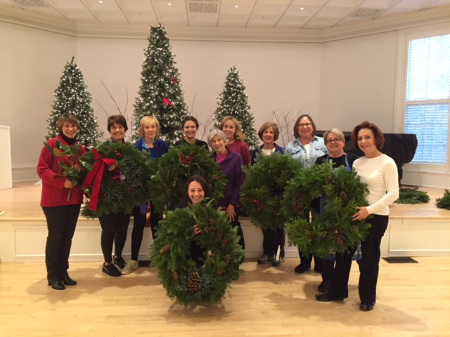 Garden Group - Holiday Decorations 2015