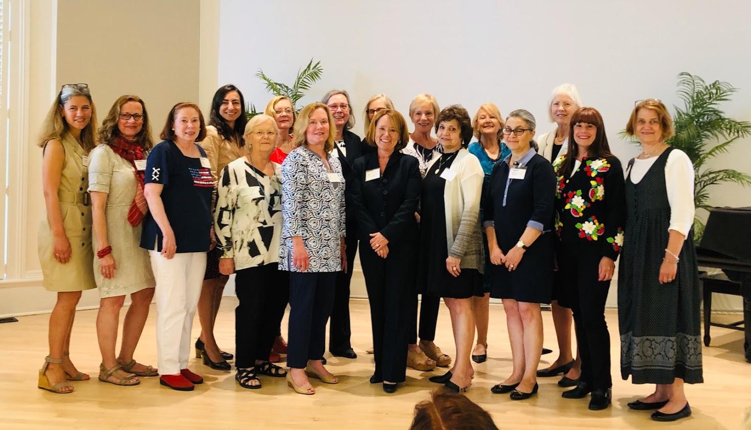 2019-2020 WWC Board Members