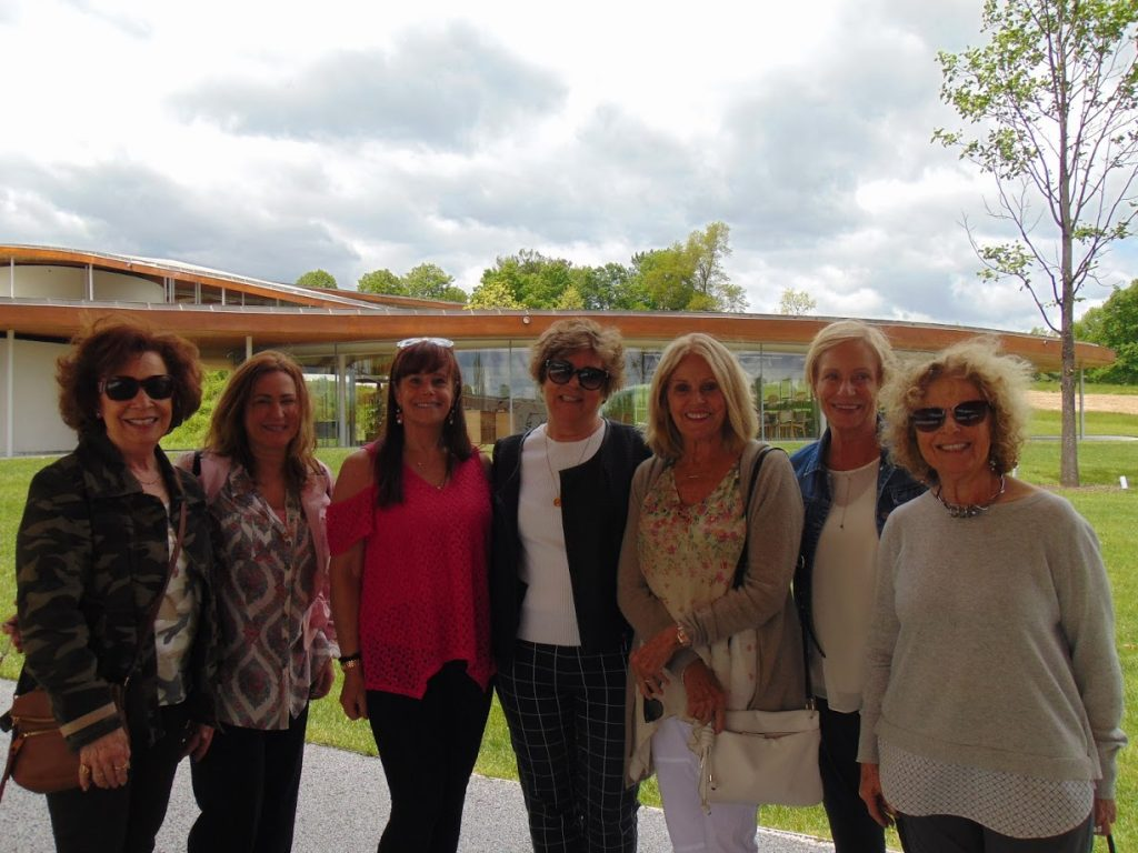 Garden Department Field Trip – May 2019 Philip Johnson Glass House ~ Grace Farms